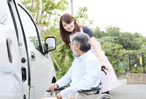 福祉(介護タクシー)